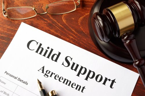 Be sure to pay your child support agreement