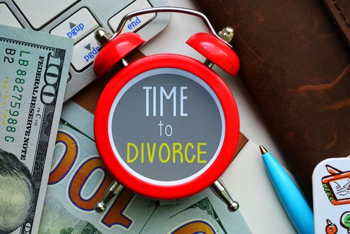 Call Leigh Daniel Family Law when you believe it's time for a divorce.