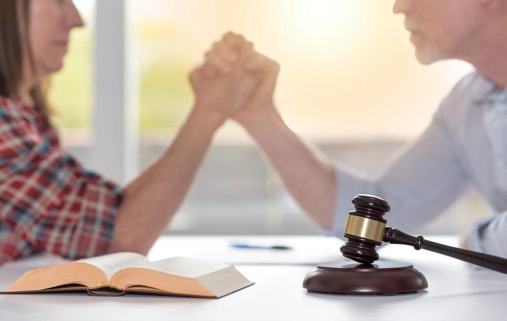divorce mediation conflict